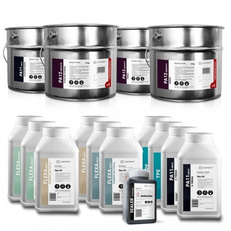 Educational & Research Powder Pack